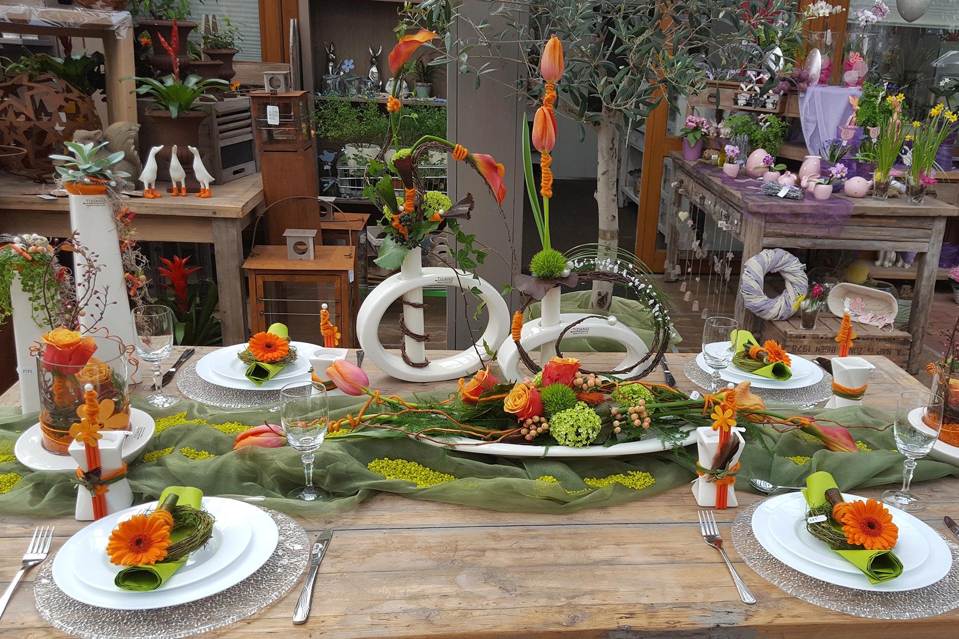 13 - Das Blumen- & Gartencenter Longuich
